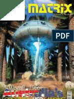 UFO Matrix Issue 6 Promo