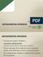 Antagonistas Opiaceos