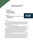 Meteorologie - seminar - anul I - Stiinta Mediului - 6.Determinari Asupra Nebulozitatii.observatii Asupra Norilor