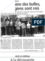 Revue de Presse Laon 2007
