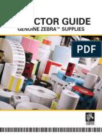 Supplies Selector Guide Febrero 2011