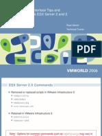 Vmware command line