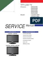 LE32M73BD - Service Manual