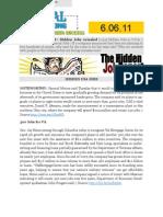 The Hidden Job Report for 6.6.11