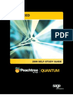 Peachtree by Sage Quantum Advanced Self-Study Guide