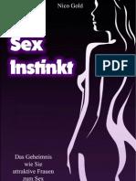 Der Sex Instinkt - Probekapitel