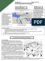 Ficha 7. Surgimiento de Als Primeras Civilizaciones