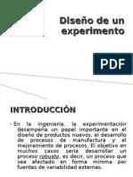 Diseño Experimental en Minitab