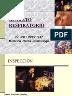 SEMIOLOGIA - APARATO RESPIRATORIO