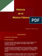 Historia de La Musica Clasica - AVM