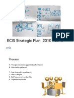 European Council of International Schools SP 2010