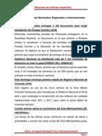 Resumen de Noticias Vesper Ti No 04-06-2011
