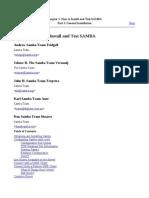 Manual de Samba