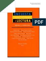 gregorio hz -Encuesta Nacional de Lectura