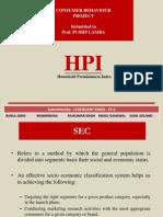HPI Consumer.behaviour Final