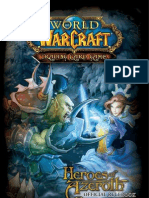 Heroes of Azeroth_rulebook