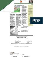 June 2011 Web Newsletter