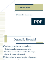 Tema 2- La Madurez2006-07