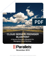 Cloud Service Provider Blueprint En