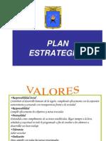 Plan Estratégico UNC 2007-2011