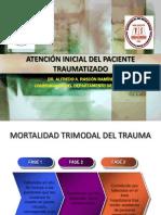 Manejo Inicial Del Paciente Traumatizado
