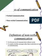 6 We Nonverbal Communication