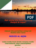 fitnah-masjid aqsa