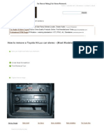 Car Stereo Fitting _ Car Stereo Removal _ Remove Car Stereo Advice _ Fit Car Stereo Help