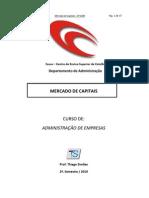 Apostila Mercado Derivativos