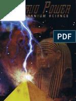 Pyramid Power. the Millennium Science