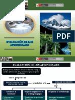 EVALUACION CIENCIA TECNOLOGIA Y AMBIENTE 2011
