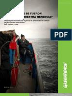 Impactos Sociales Pesca de Arrastre