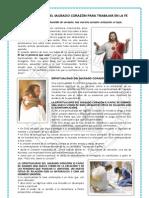 La Espiritualidad Del Sagrado Corazon Para Trabajar en La Fe