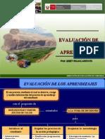 Evaluacion Educacion Para el Trabajo 2011