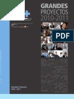 Arquitectura Plus Grandes Proyectos 2010 2011