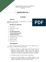 lab1 diodo
