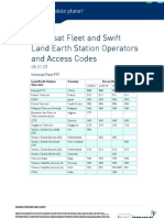 Fleet77 LES Codes