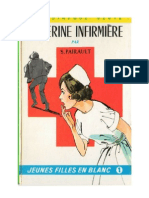 Infirmière 1 Catherine infirmière Suzanne Pairault