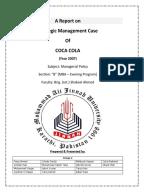 pepsi cola pakistan case study analysis Strategic management final paper pepsico case study strategic management final paper pepsico case study analysis as pepsi-cola company.