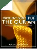 56801702 Excellent Qualities of Quran