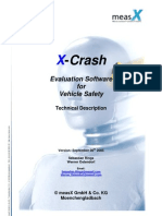 X Crash Technical Description