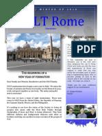 Rome Seminarians Newsletter Fall/Winter 2010
