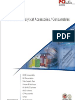 22 Gc Hplc Analytical Accessories