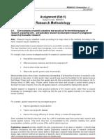 MBA 3rd Sem assignment