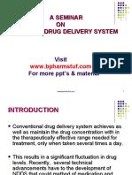 Floating Drug Delivery System