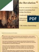 Franzoesische Revolution Powerpoint