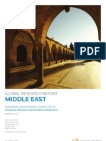 Global Research Report-Middle East (Feb 2011)