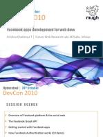 devcon2010facebookappsnovogeek-101023135228-phpapp01