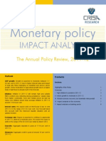 Monetary Policy May 2011