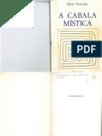 Cabala Mística_ Dion Fortune